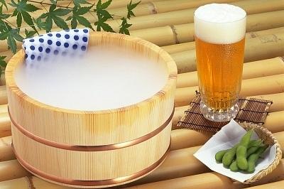 Bia giúp trị mụn ,trắng da và dưỡng ẩm cực tốt