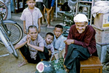 trẻ em trong chiến tranh việt nam, việt nam xưa, hình ảnh trẻ em việt nam xưa