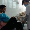 cảnh báo bệnh cúm trẻ em