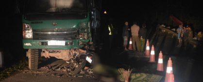 Tai nạn kinh hoàng cả 4 học sinh cùng tử vong