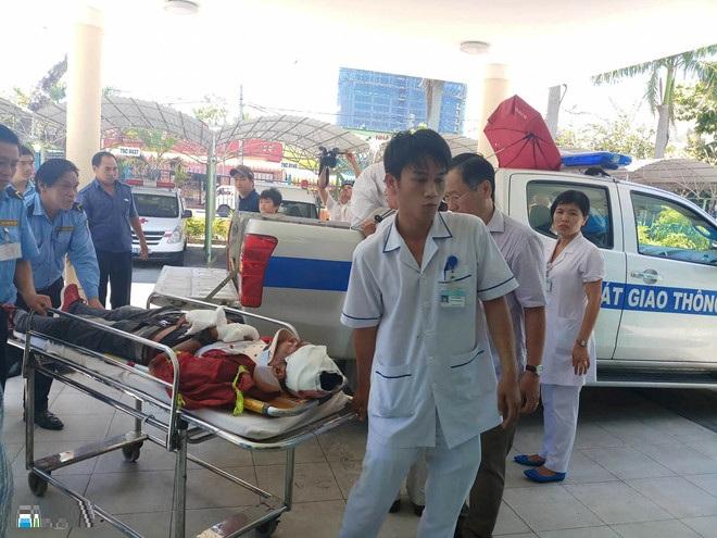 tai nạn kinh hoàng khiến nhiều người thương vong