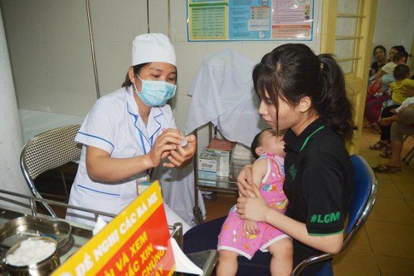 Cảnh báo bệnh sởi tăng cao ở một số địa phương