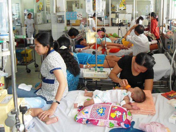 Cảnh báo nguy cơ mắc sốt xuất huyết cao nhất ở Hà Nội