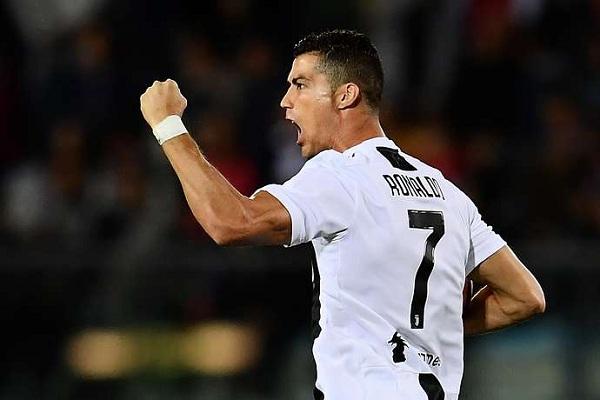 Ronaldo đang khẳng định được đẳng cấp ở Serie A.