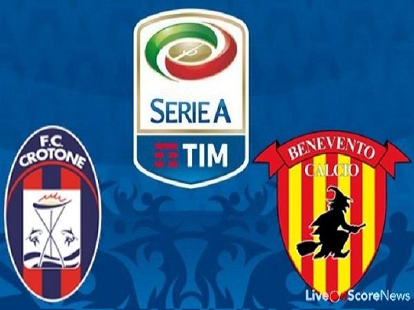 Nhận định Benevento vs Crotone