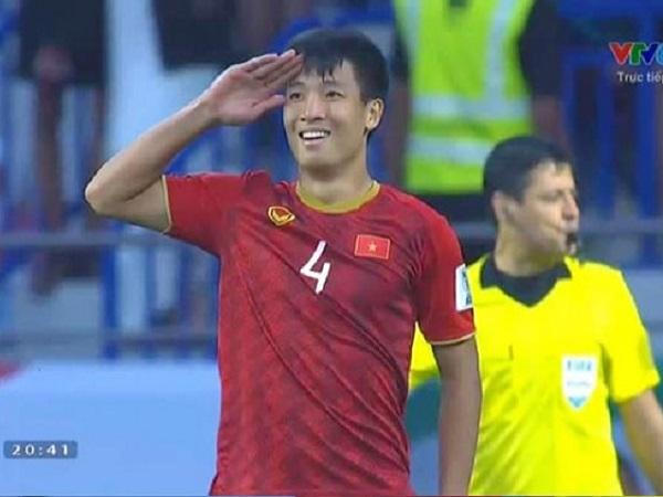 Trung vệ Bùi Tiến Dũng nói gì sau khi giúp Việt Nam vào tứ kết Asian Cup 2019