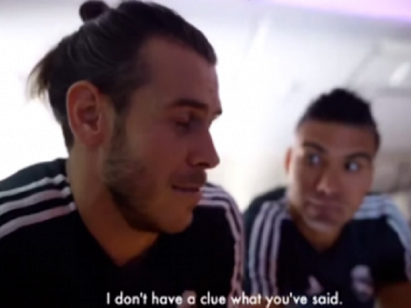 Bale vẫn không thể nói tiếng Tây Ban Nha sau 6 năm khoác áo Real