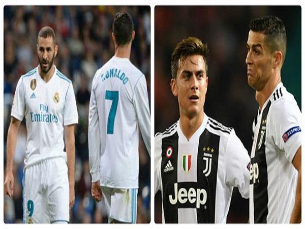 Ronaldo đang dần giảm sút về khả năng ghi bàn