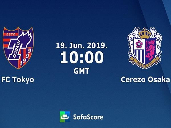Soi kèo FC Tokyo vs Cerezo Osaka, 17h00 ngày 19/06