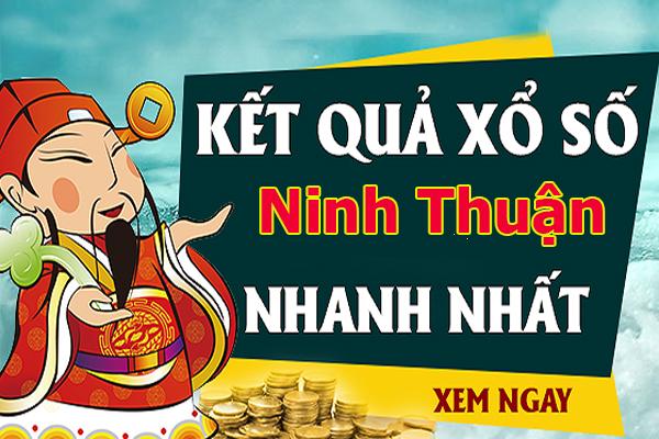 Soi cầu XS Ninh Thuận chính xác thứ 6 ngày 28/06/2019