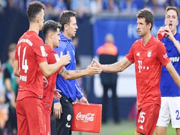 Bước đệm cho Coutinho và Perisic tại Bayern