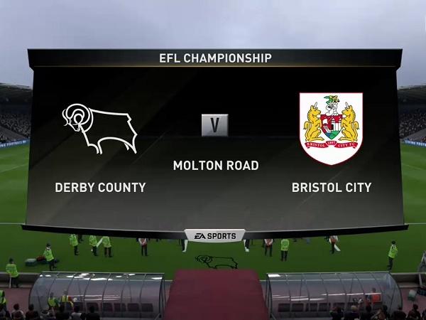 Soi kèo Derby County vs Bristol City 1h45, 21/08 (Hạng nhất Anh)