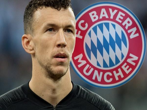 Perisic chính thức đến Bayern từ Inter