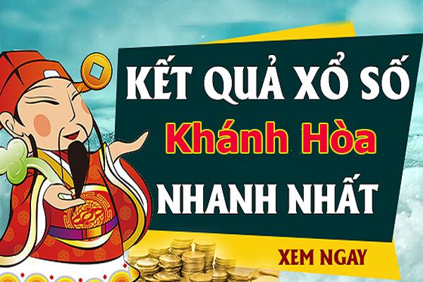 Soi cầu XS Khánh Hòa chính xác thứ 4 ngày 14/08/2019