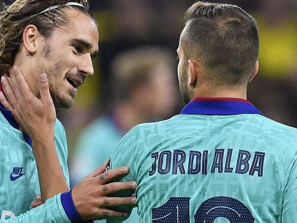 Barca mất trụ cột sau trận hòa bạc nhược Dortmund