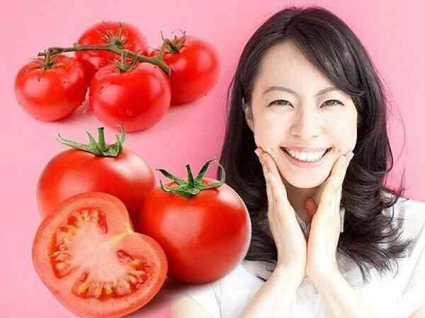 Mặt nạ cà chua có công dụng gì