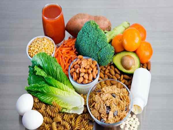 Danh sách các thực phẩm giàu axit folic
