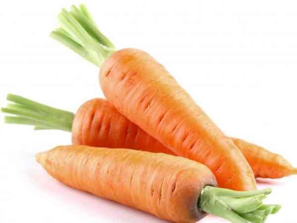 Tìm hiểu các tác dụng của cà rốt