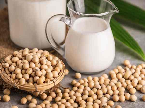 Những tác dụng của sữa đậu nành