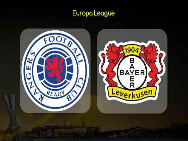 Soi kèo Rangers vs Leverkusen 3h00, 13/03 (Europa League)