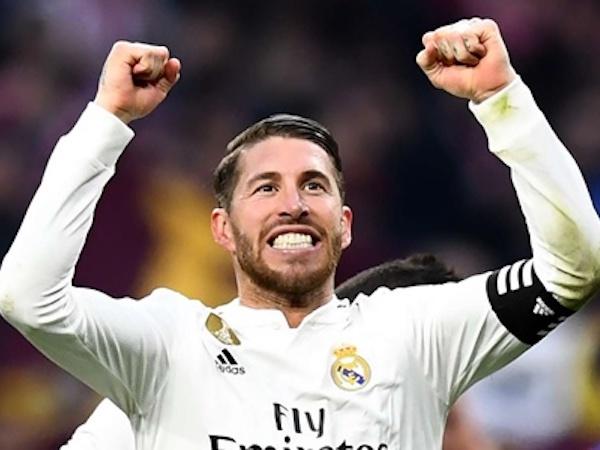 Tin Real Madrid 12/5: Sergio Ramos háo hức với sự trở lại của La Liga