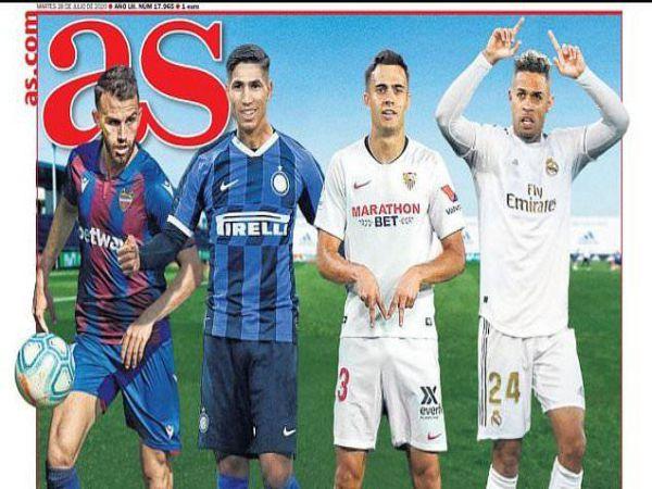Real Madrid mạnh tay thanh trừng hàng loạt cầu thủ
