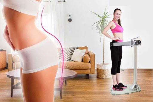 Máy massage rất tốt cho giảm mỡ và cải thiện sức khỏe