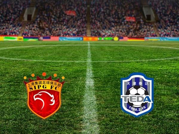 Nhận định Shanghai SIPG vs Tianjin Teda 19h00, 31/08 - VĐQG Trung Quốc
