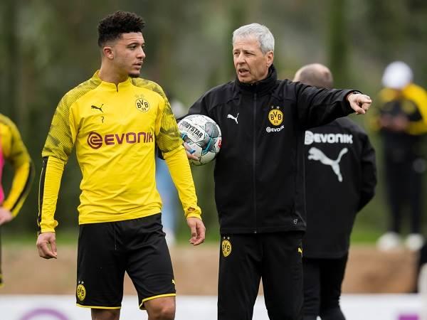 Chuyển nhượng cầu thủ 22/9: Giám đốc Dortmund để ngỏ tương lai Sancho