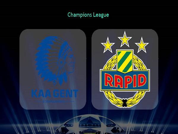 Nhận định Gent vs Rapid Wien 01h30, 16/09 - Champions League