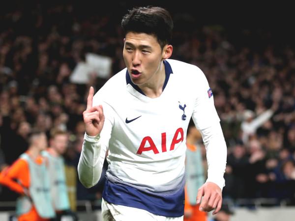 Tin bóng đá sáng 23/10: Son Heung Min ghi bàn khủng khiếp ở Tottenham