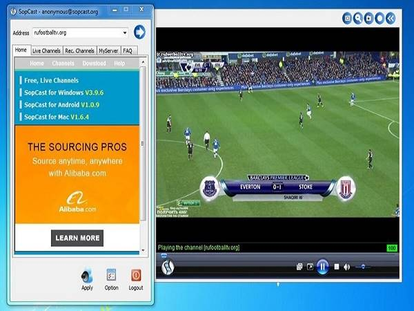 Top 5 phần mềm xem bóng đá trực tuyến trên điện thoại android tốt nhất