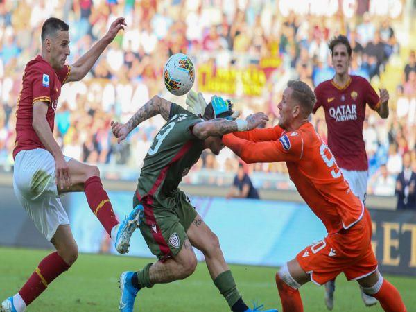 Soi kèo Roma vs Cagliari, 02h45 ngày 24/12 - Serie A