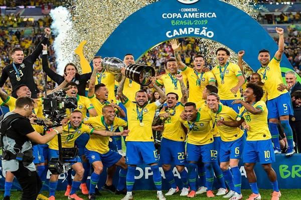 Lịch sử hình thành giải đấu Copa America