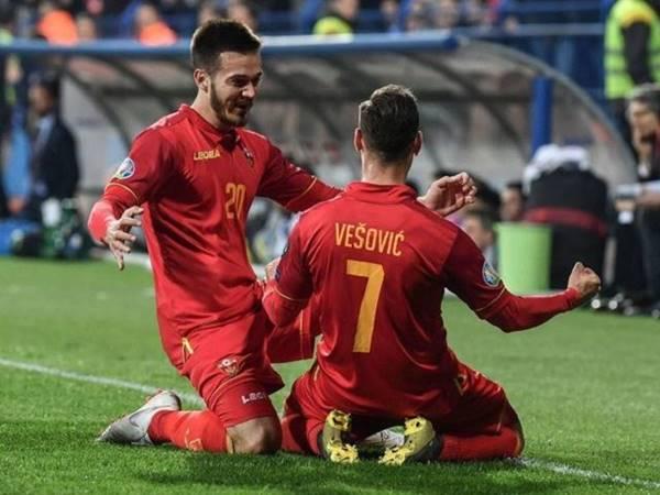 Nhận định tỷ lệ Montenegro vs Gibraltar (21h00 ngày 27/3)