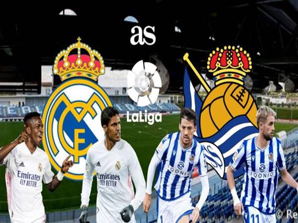 Soi kèo Real Madrid vs Sociedad, 03h00 ngày 02/3