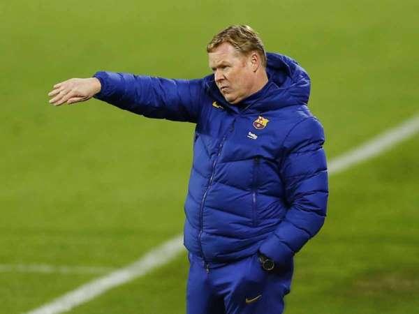 Tin bóng đá trưa 3/3: Koeman nói cứng về tương lai tại Barcelona