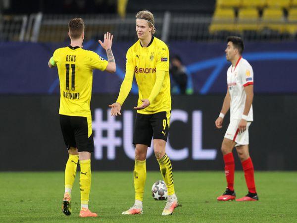 Tin thể thao sáng 10/3: Haaland lập cú đúp đưa Dortmund vào Tứ kết