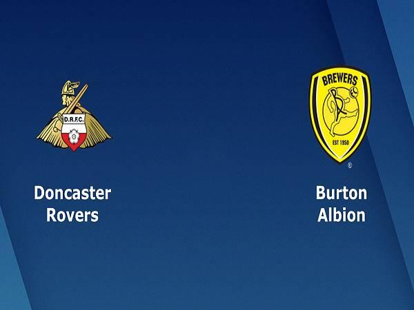 Nhận định Doncaster vs Burton Albion – 01h00 14/04, Hạng 2 Anh