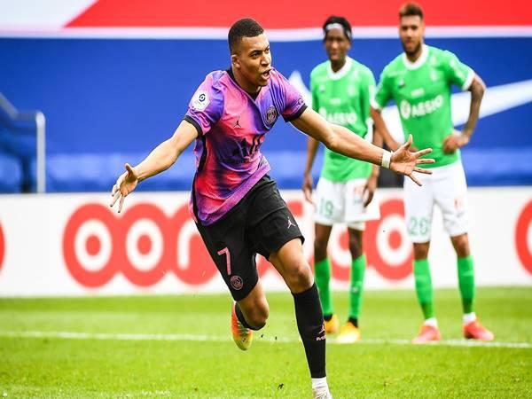 Tin bóng đá ngày 22/4: Mbappe chắc chắn ở lại PSG