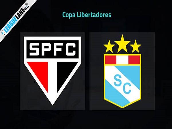 Nhận định Sao Paulo vs Sporting Cristal – 07h30 26/05, Cup C1 Nam Mỹ