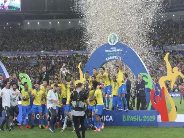 Tin bóng đá 3/6: Brazil công bố địa điểm tổ chức Copa America