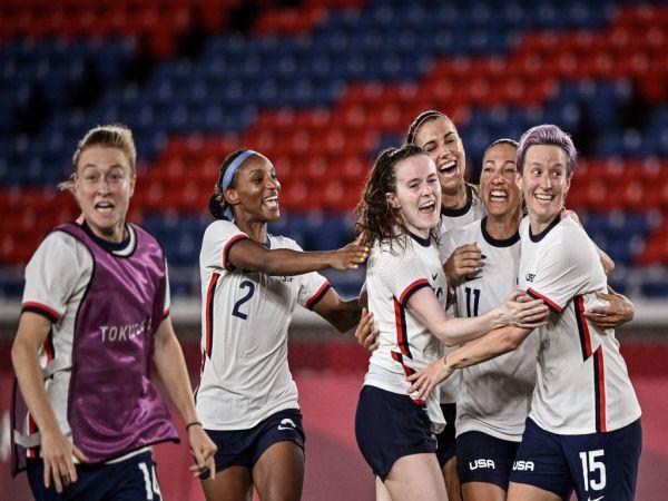 Soi kèo Nữ Mỹ vs Nữ Canada, 15h00 ngày 2/8 - Olympic 2021
