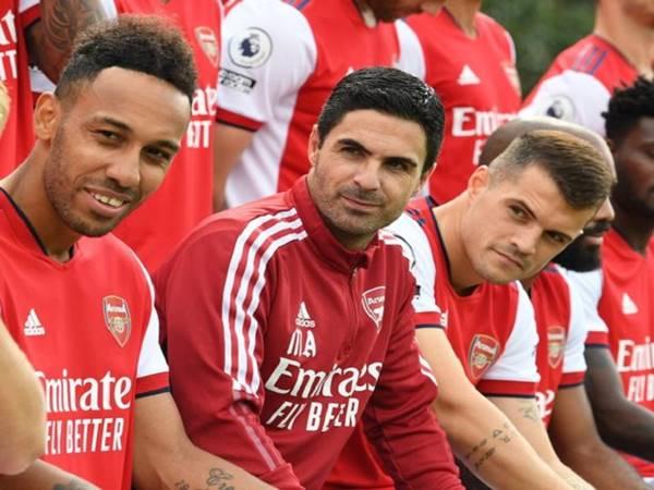 Tin Arsenal 22/9: HLV Arteta quyết định đội phó của đội bóng